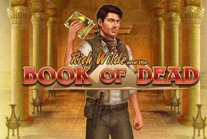RICH WILDE AND THE BOOK OF DEAD BY PLAY'N GO